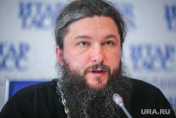Пресс-конференция по крестному ходу в Царские дни. Екатеринбург, протоиерей кульберг алексий
