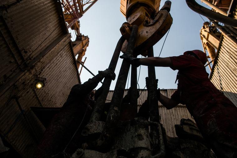 Открытая лицензия на 30.07.2015. Добыча газа и нефти., буровая, нефтедобыча, романовское месторождение