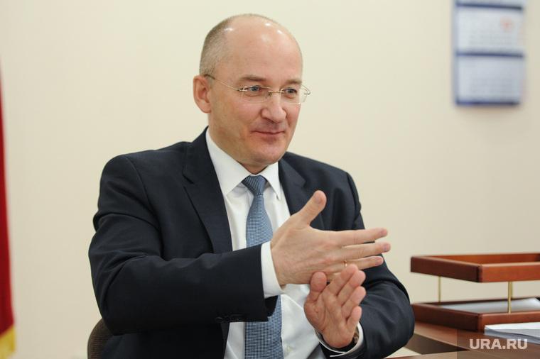 Цепкин Олег сенатор интервью Челябинск, цепкин олег
