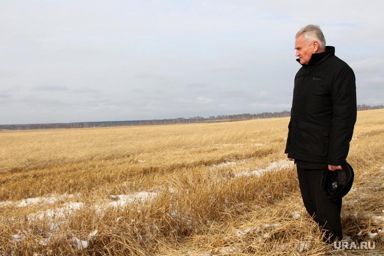 Алексей Кокорин в полях Курганская область, жданов сергей, поле, урожай