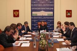 Заседание комитета областной ДумыКурган, комитет областной думы по законодательству 6созыва