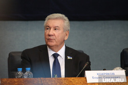 Выборы губернатора ХМАО. Ханты-Мансийск, хохряков борис