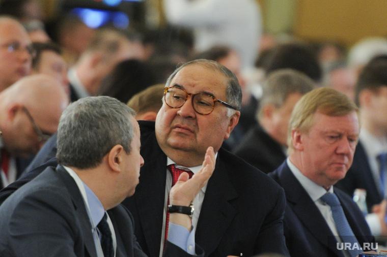 Кто же так сильно попросил Усманова, чтобы тот стал видеоблогером: Неужели  хозяин кошелька Путин?