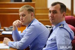 Судебный процесс по делу о заказном убийстве на 4-ой овощебазе Екатеринбурга