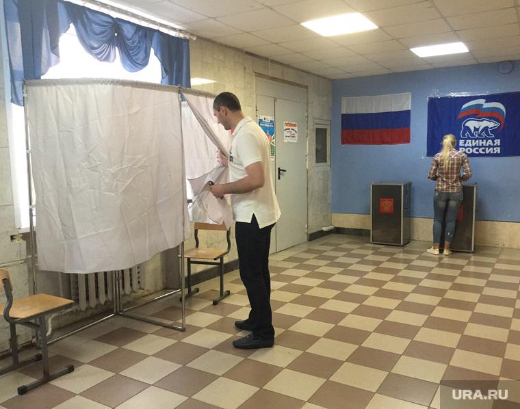 Праймериз ЕР в Лицее им. Дягилева. Екатеринбург