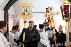 Освящение Богоявленского храмаКурган, ильтяков александр, муратов сергей