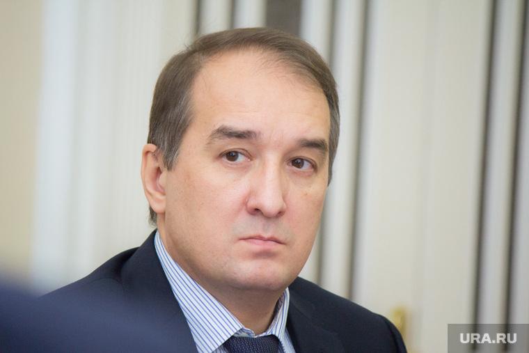 Заседание Правительства ХМАО. Ханты-Мансийск, путин алексей