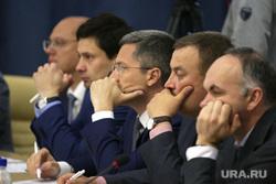 Бабич Мантуров и Решетников, заседание совета по промышленной политике ПФО. Пермь