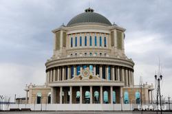 Чечня, дом приемов правительства чечни