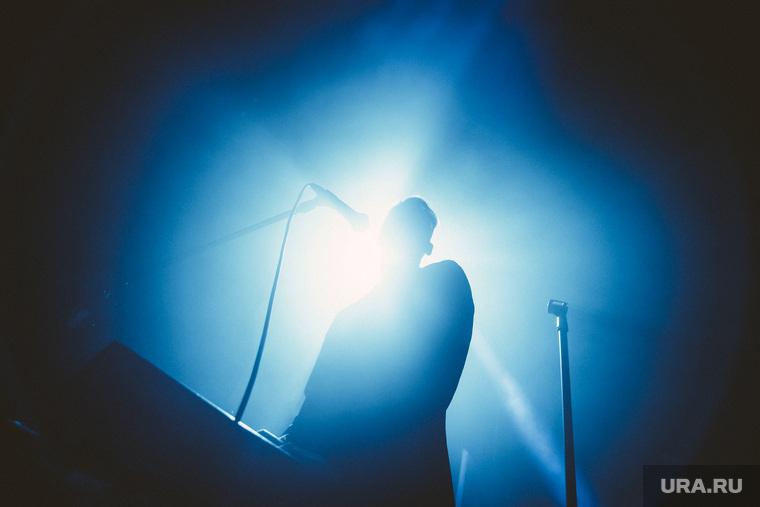 Концерт группы Tesla Boy в «Доме Печати». Екатеринбург, концерт, музыкант, вокал, певец, солист