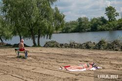 """Пляж """"Бабьи пески"""". Курган, пляж бабьи пески, загар"""