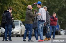 Митинг ЛДПР на площади Труда. Екатеринбург, кабанов андрей