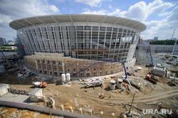 Реконструкция Центрального стадиона к ЧМ-2018 по футболу. Екатеринбург, строительная площадка, строительство, центральный стадион, екатеринбург арена