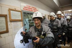 Открытие шахты Черемуховская Глубокая. Североуральск, гусельников андрей, шахтеры, выдача снаряжения