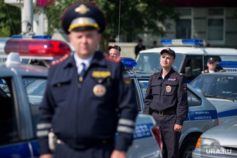 Полиция на Площади 1905 года. Екатеринбург, дпс, гибдд по свердловской области