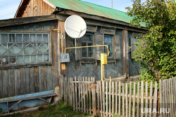 Сафакулево, деревня МартыновкаСафакулевский районКурганская обл, газовое оборудование, дом в деревне