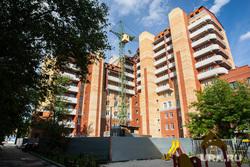 Долгострой на улице Ленина. Тюмень, многоэтажка, новострой, недвижимость