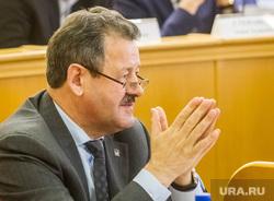 Комиссия Гордумы по бюджету. Тюмень, руссу николай
