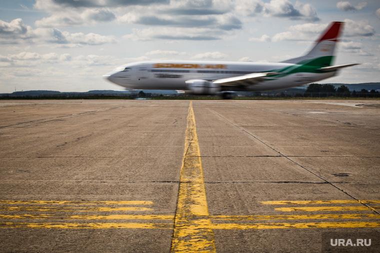 Очередной споттинг в Кольцово. Екатеринбург, аэропорт кольцово, самолет, взлет, посадочная полоса