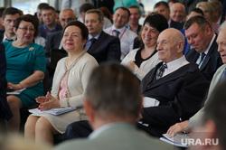 Встреча кандидата в губернаторы СО Евгения Куйвашева с доверенными лицами в Ельцин Центре. Екатеринбург, спектор семен
