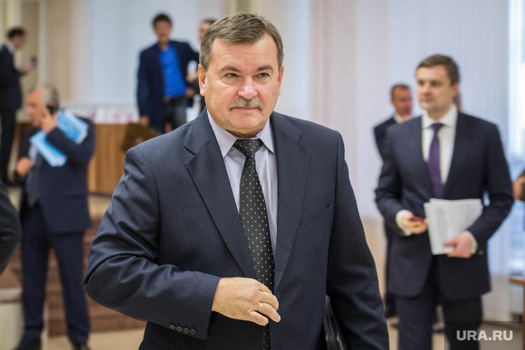 Встреча глав свердловских муниципалитетов с губернатором в областном правительстве. Екатеринбург, задорин валерий