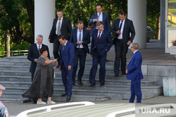 Рабочая поездка врио губернатора Свердловской области Евгения Куйвашева в Нижний Тагил