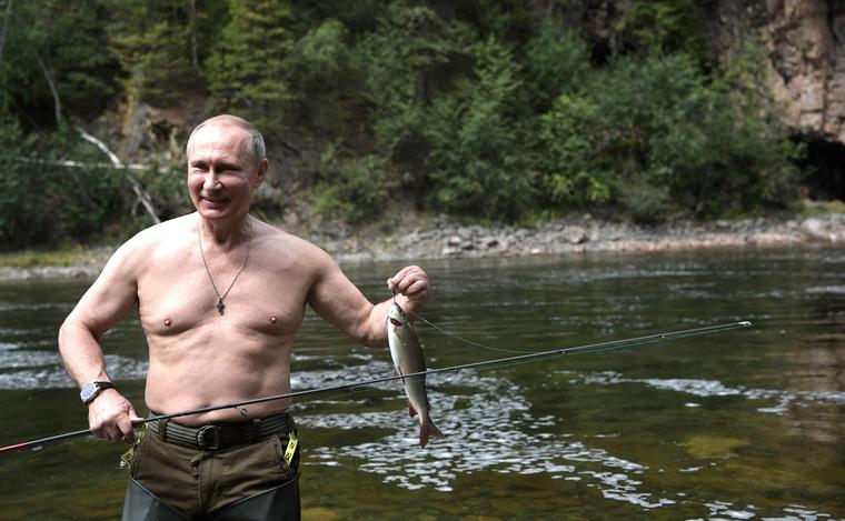 Почему этим летом «народных новостей» о Путине меньше, чем обычно?