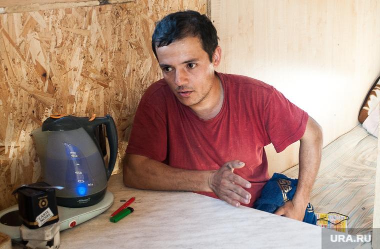 Интервью с гастарбайтером Парвизом Кодировым. Свердловская область, Березовский , кодиров парвиз