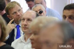 Встреча Евгения Куйвашева с участниками Торгово-промышленной палаты СО. Екатеринбург