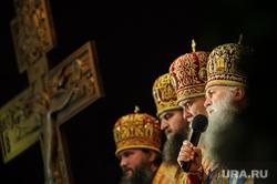 Царские дни в Екатеринбурге: божественная литургия и крестный ход, владыка викентий