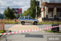 Резня на проспекте Ленина. Сургут, полиция, оцепление