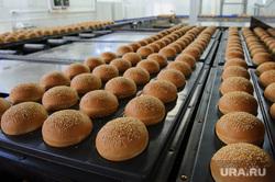 Автоматизированная линия по производству французских булочек хлебокомбината СМАК. Екатеринбург