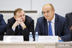 Заседание губернатора с главами МО и правительством в МВЦ Екатеринбург ЭКСПО, козлов николай, ковалев александр