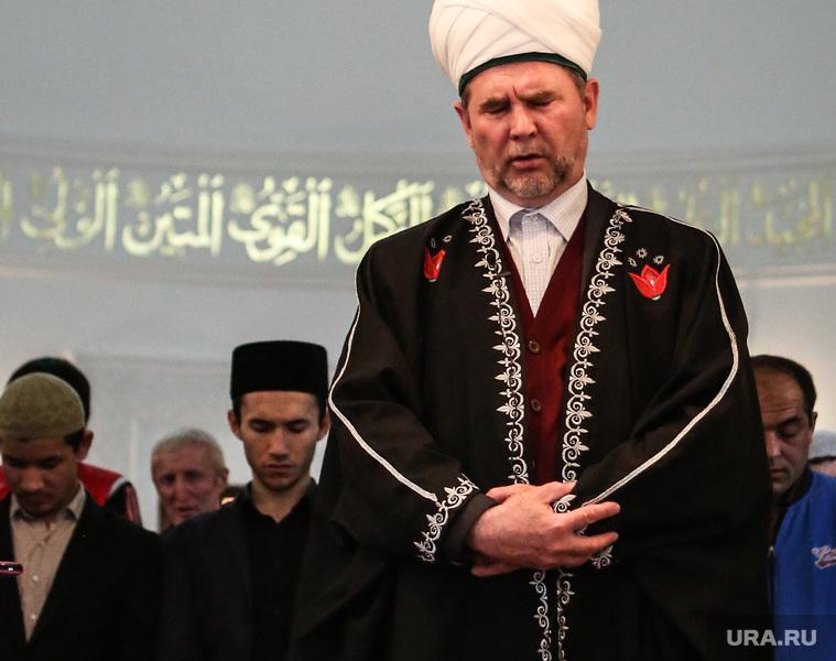 Мусульманский праздник Ураза-байрам. Сургут, тагир хазрат саматов