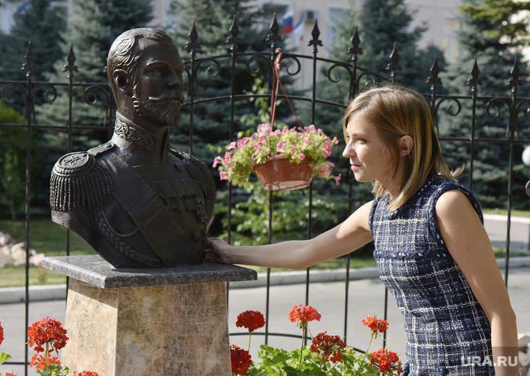 Наталья Поклонская. Интервью. Симферополь, поклонская наталья