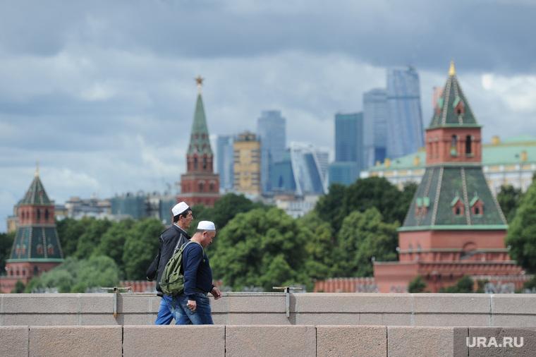 Жанры. Кремль. Москва, кремль, туристы, кремлевская стена, мусульмане, москва сити, центр