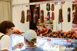 Открытие XXIV областной агропромышленной выставки «АГРО-2017». Челябинск, колбасы, деликатесы мясные, еда