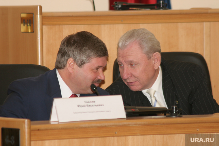 Александр Филипенко и Юрий Неелов. Тюмень, филипенко александр, неелов юрий