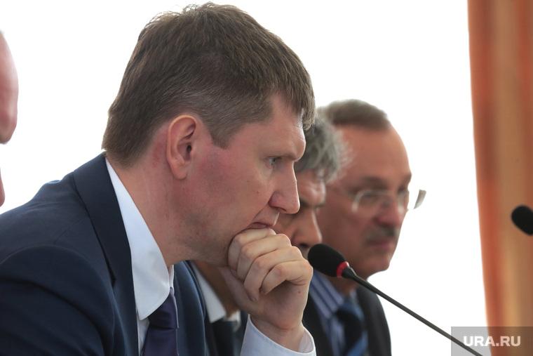 Врио губернатора Решетников в Кудымкаре. Пермь, решетников максим