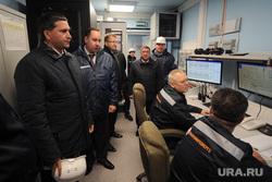Открытие ГПА ТЭЦ-1 Ямалкоммунэнерго и детского сада в поселке Тазовский, ЯНАО
