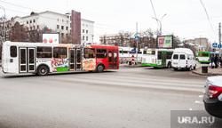 Тюмень. Городские автобусы, городские автобусы
