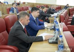 Заседание законодательного собрания ЯНАО. Салехард
