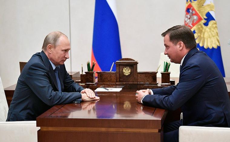 Путин освободил отдолжности губернатора НенецкогоАО Кошина