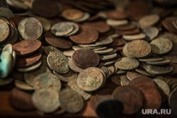 Верхотурье, Меркушино, Актай, Свято-Косминская пустынь., старые монеты