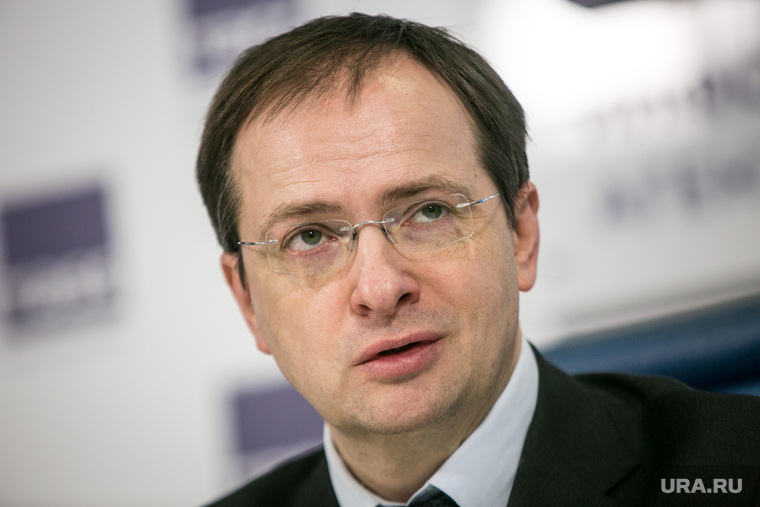 Экспертный совет ВАК планирует отнять Владимира Мединского ученой степени