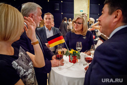 Прием немецкого консульства в честь Дня германского единства. Екатеринбург, флаг германии, пашков александр, немецкий флаг