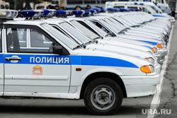 Развод Росгвардии на площади Революции. Челябинск, ваз, полиция, служебные автомобили