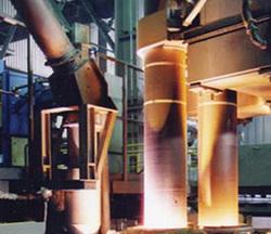Северский трубный завод: общий вид, цеха, печи, очистные сооружения, печь-ковш