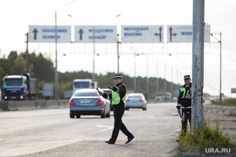 Врегламенте ГИБДД поменялись правила организации засад на трассах