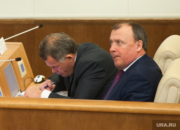 Отчет губернатора Свердловской области перед депутатами о работе правительства в 2016 году. Екатеринбург, тунгусов владимир